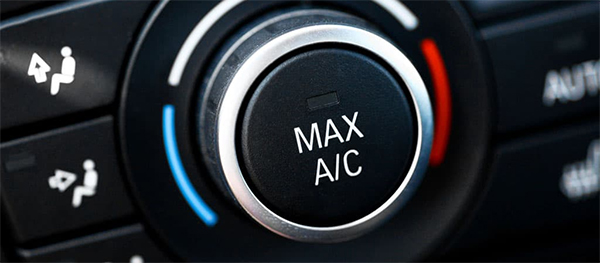 Automotive Air Conditioning Control Panel