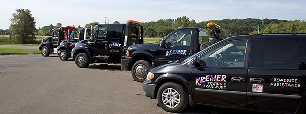 towing and transport, Kremer Services